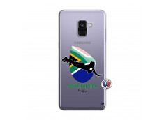 Coque Samsung Galaxy A8 2018 Coupe du Monde Rugby-South Africa
