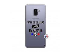 Coque Samsung Galaxy A8 2018 Frappe De Batard Comme Benjamin