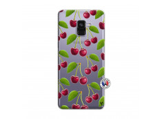 Coque Samsung Galaxy A8 2018 oh ma Cherry