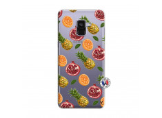 Coque Samsung Galaxy A8 2018 Fruits de la Passion