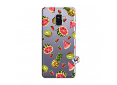 Coque Samsung Galaxy A8 2018 Multifruits
