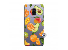 Coque Samsung Galaxy A8 2018 Salade de Fruits