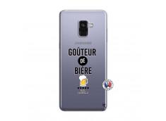 Coque Samsung Galaxy A8 2018 Gouteur De Biere