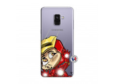Coque Samsung Galaxy A8 2018 Iron Impact