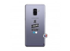 Coque Samsung Galaxy A8 2018 Je Crains Degun