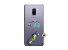 Coque Samsung Galaxy A8 2018 Je Peux Pas J Ai Golf