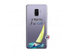 Coque Samsung Galaxy A8 2018 Je Peux Pas J Ai Voile