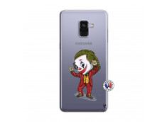 Coque Samsung Galaxy A8 2018 Joker Dance