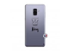 Coque Samsung Galaxy A8 2018 King