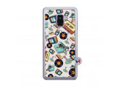 Coque Samsung Galaxy A8 2018 Mock Up Translu