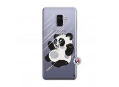 Coque Samsung Galaxy A8 2018 Panda Impact