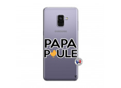 Coque Samsung Galaxy A8 2018 Papa Poule