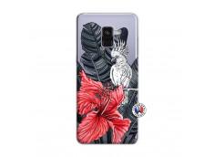 Coque Samsung Galaxy A8 2018 Papagal