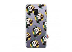 Coque Samsung Galaxy A8 2018 Pandi Panda