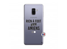Coque Samsung Galaxy A8 2018 Rien A Foot Allez Amiens