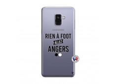 Coque Samsung Galaxy A8 2018 Rien A Foot Allez Angers