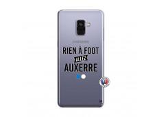 Coque Samsung Galaxy A8 2018 Rien A Foot Allez Auxerre