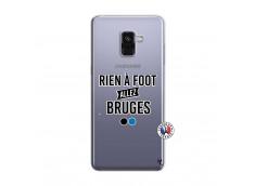 Coque Samsung Galaxy A8 2018 Rien A Foot Allez Bruges