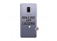 Coque Samsung Galaxy A8 2018 Rien A Foot Allez L Algerie
