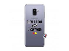 Coque Samsung Galaxy A8 2018 Rien A Foot Allez L'Espagne