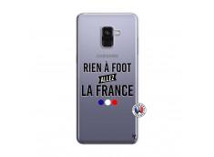 Coque Samsung Galaxy A8 2018 Rien A Foot Allez La France