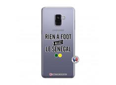 Coque Samsung Galaxy A8 2018 Rien A Foot Allez Le Senegal