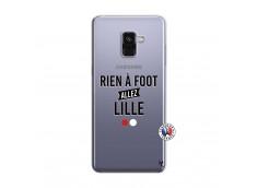 Coque Samsung Galaxy A8 2018 Rien A Foot Allez Lille