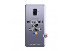Coque Samsung Galaxy A8 2018 Rien A Foot Allez Sochaux