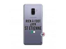Coque Samsung Galaxy A8 2018 Rien A Foot Allez St Etienne
