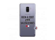 Coque Samsung Galaxy A8 2018 Rien A Foot Allez Valenciennes