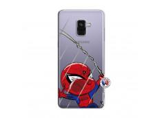 Coque Samsung Galaxy A8 2018 Spider Impact