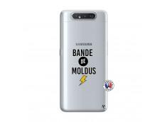 Coque Samsung Galaxy A80 Bandes De Moldus