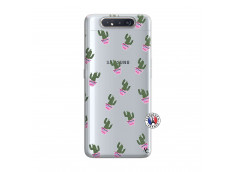 Coque Samsung Galaxy A80 Cactus Pattern