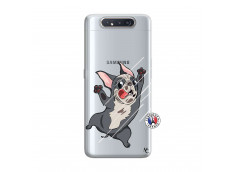 Coque Samsung Galaxy A80 Dog Impact