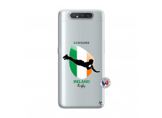 Coque Samsung Galaxy A80 Coupe du Monde Rugby-Ireland