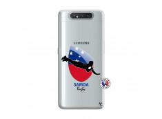 Coque Samsung Galaxy A80 Coupe du Monde Rugby-Samoa