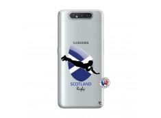 Coque Samsung Galaxy A80 Coupe du Monde Rugby-Scotland