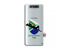 Coque Samsung Galaxy A80 Coupe du Monde Rugby-South Africa