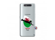 Coque Samsung Galaxy A80 Coupe du Monde Rugby-Walles