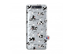 Coque Samsung Galaxy A80 Cow Pattern