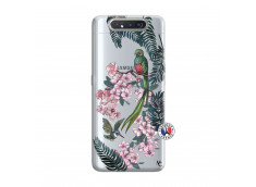 Coque Samsung Galaxy A80 Flower Birds