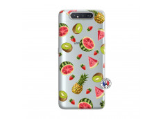 Coque Samsung Galaxy A80 Multifruits