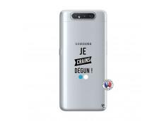 Coque Samsung Galaxy A80 Je Crains Degun