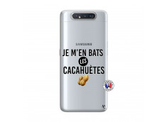 Coque Samsung Galaxy A80 Je M En Bas Les Cacahuetes
