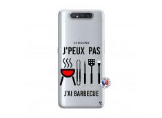 Coque Samsung Galaxy A80 Je Peux Pas J Ai Barbecue