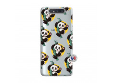 Coque Samsung Galaxy A80 Pandi Panda