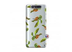 Coque Samsung Galaxy A80 Tortue Géniale