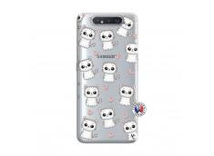 Coque Samsung Galaxy A80 Petits Chats