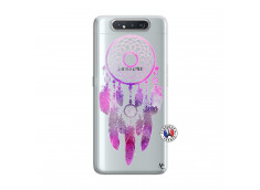 Coque Samsung Galaxy A80 Purple Dreamcatcher