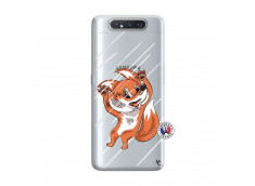 Coque Samsung Galaxy A80 Fox Impact